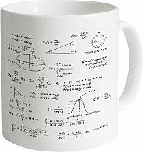 Math Becher, Weiß