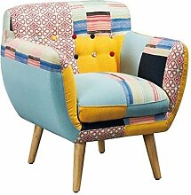 MATHI DESIGN Patchwork-Sessel Lulea