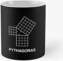 Maths And Science Pythagoras Cubes Classic Mug |