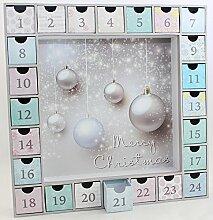 matrasa Adventskalender zum befüllen - mit 24