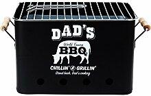 matrasa Holzkohlegrill Dad's World Famous BBQ