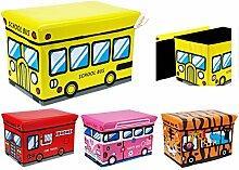 matrasa Spielzeugkiste - Spielkiste Spielzeugtruhe