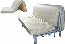 Matratze aus Polyurethan für prontoletto Bett 120x 190x 10cm cm
