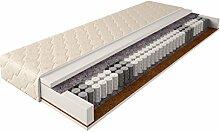 Matratze mit Taschenfederkern 024 - Größe: 90 x