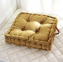 Matratzenkissen Sitzkissen Bodenkissen mit
