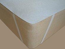Matratzenschoner Matratzenauflage Schoner Auflage wasserdicht atmungsaktiv (100x200)