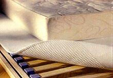 Matratzenschoner, Unterlage, Noppenfilz, Rutschfest, verschiedene Maße