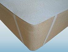 Matratzenschoner verschiedene Größen atmungsaktiv Schutz wasserdicht PU (140x200)