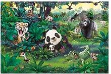 Matt Fototapete Animal Club International -
