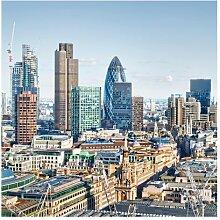 Matt Fototapete City of London 3,36 m x 336 cm