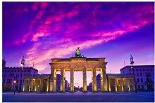 Matt Fototapete Das ist Berlin! 1,9 m x 288 cm