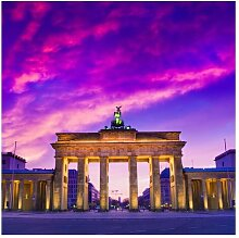 Matt Fototapete Das ist Berlin! 1,92 m x 192 cm
