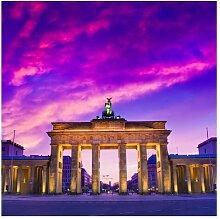 Matt Fototapete Das ist Berlin! 2,4 m x 240 cm