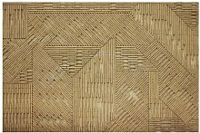 Matt Fototapete Design Klinker Natur 1,9 m x 288