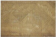 Matt Fototapete Design Klinker Natur 2,25 m x 336