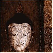 Matt Fototapete Happy Buddha 3,36 m x 336 cm East