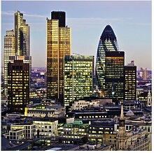 Matt Fototapete London City 2,88 m x 288 cm East