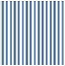 Matt Fototapete No.Yk44 Streifen Blau Weiß 1,92 m