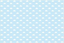 Matt Fototapete No.YK54 Wolken Hellblau 2,25 m x