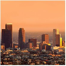 Matt Fototapete Skyline of Los Angeles 2,4 m x 240
