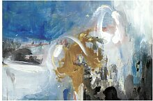 Matt Fototapete Wechselspiel Abstrakt II 1,9 m x