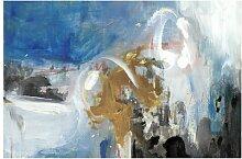 Matt Fototapete Wechselspiel Abstrakt II 2,9 m x