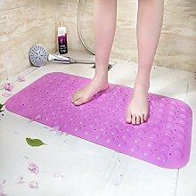 Matte Anti-rutsch PVC-badematte-A
