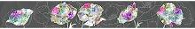 Matte Tapete 5 m x 14 cm 17 Stories Farbe: