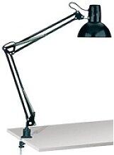 MAUL MAULstudy Schreibtischlampe schwarz mit