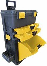 Maurer 2240045–Werkzeugwagen mit 3Fächer
