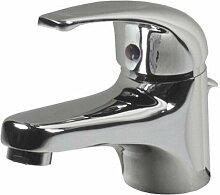 Maurer Mischbatterie für Waschbecken mit Ablauf