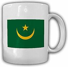 Mauretanien Fahne Flagge Islamische Republik