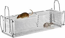 Mausefalle Lebend Kastenfalle Groß Rattenfalle