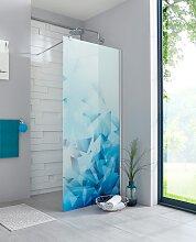 maw Walk-in-Dusche Relax, Breite 120 cm,