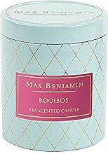 Max Benjamin Rooibos Tee Duftkerze in Dose