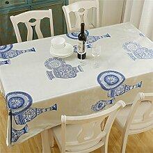 Max Home@ Chinesische klassische Tisch-Tee-Tischdecke Chinesische Art-Retro- Tischdecke ( größe : 140*200cm )