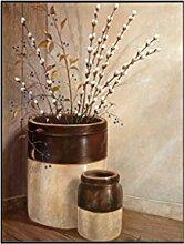 Max Home@ Meter Box Dekoration Malerei Verteilerkasten vertikalen Abschnitt der modernen einfachen Schutz rahmenlose Malerei dünn ( Farbe : Hydraulic pressure , größe : 70*50cm )
