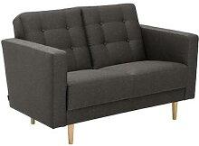Max-Winzer®-2-Sitzer-Sofa »Janny«, anthrazit