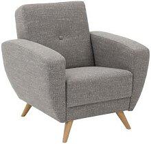 Max-Winzer®-Sessel »Justus« mit grau meliertem