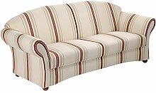 Max Winzer® Sofa 2,5-Sitzer Corona, weiß,