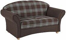 Max Winzer® Sofa 2-Sitzer Corona, braun,