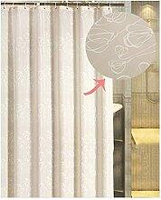 MaxAst Duschvorhang Antibakteriell Duschvorhang