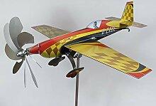 maxflite.de Extra 330 SC - Flugzeug als Windrad