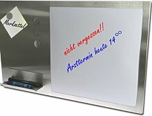 MAXI Pinwand Memoboard Magnettafel Modell ELECSA