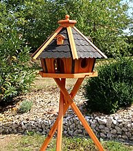 MAXI Vogelhaus Vogelhäuser mit Ständer 70 x 48