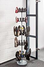 Maximex Schuhregal, für 30 Paar Schuhe B/H/T: