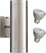 MAXKOMFORT® Aussenleuchte 109C3 inkl. LED 7W