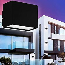 MAXKOMFORT® LED Außenleuchte Außenwandleuchte