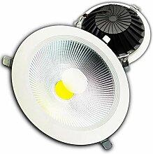 MAXKOMFORT® LED Einbaustrahler Einbauspot Panel
