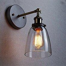 Maxmer Industrie Retro Wandlampe Vintage Loft